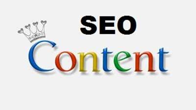 blog seo content
