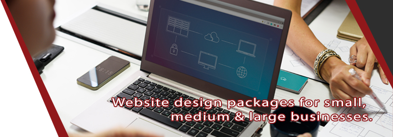 Website Design - Specialised Joomla Website Design Packages for Small to Large Companies