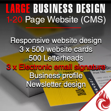 Large Business Package