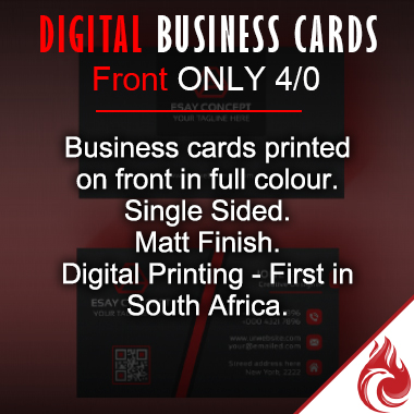 Digital Business Cards 4/0