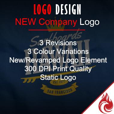 Static Logo Design