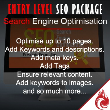Entry Level SEO Package