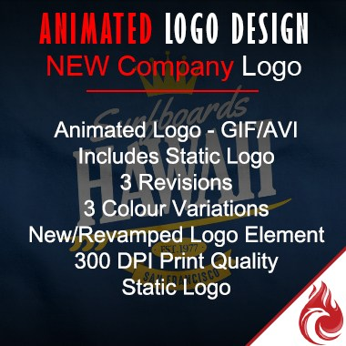 Animated Logo Design