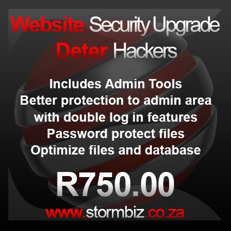 Website Security Hardening