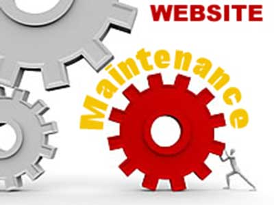 website maintenance2